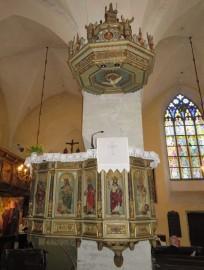 Puha Vaimu kirik Tallinn