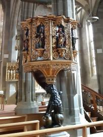 Heilig Kreuz Kirche Rottweil