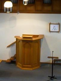 Gereformeerde Kerk Enter