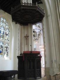 St Edmundsbury Cathedral Bury St. Edmunds