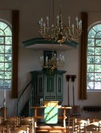 NH kerk Schiermonnikoog