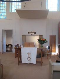 Christ. Gereformeerde Kerk Doesburg