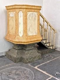 Oude Kerk - koor Amsterdam