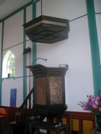Hervormde kerk (vroeger kloosterkerk) Ten Boer