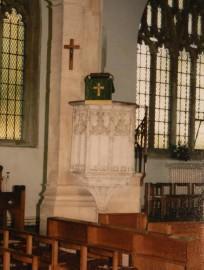 Cotswold Church Bradford on Avon