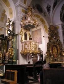 Bazylika Sw. Mikolaja Bochnia