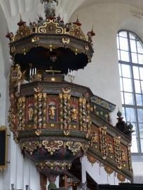 Nederlulea kyrka Lulea