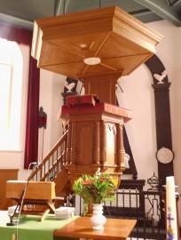 Protestantse kerk Harich Harich