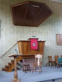 Kruiskerk Echtenerbrug-Oosterzee